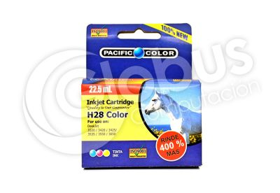 Cartridge H 28 Color Pacific Color1