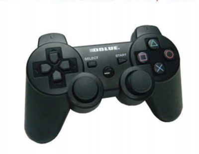 Control Play Station 3 Negro Dblue1