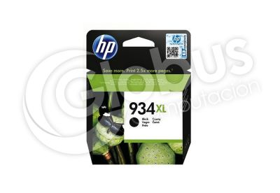 Cartridge 934 HP Xl Negro1