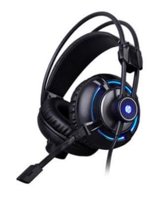 Audifonos Gamer H300 On Ear Hp1