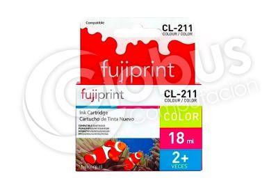 Cartridge 211 Xl Canon Color Fujiprint1