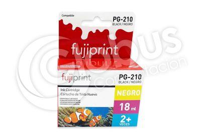 Cartridge 210 Negro Fujiprint1