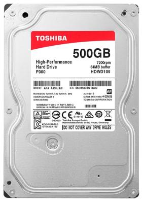 Disco 500 Gb P300 Toshiba1