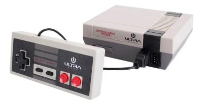 Consola Retro Gamer 620 Juegos Ultra1