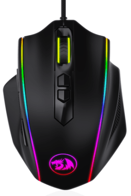 Mouse Gamer Vampire Rgb M7201