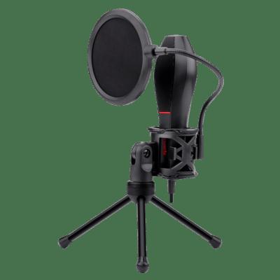 Microfono Gaming Quazar GM200 Redragon1