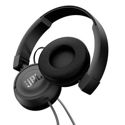 Audifonos T450 Negro Jbl1