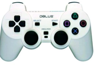 Control Usb Dblue Para Pc Blanco1