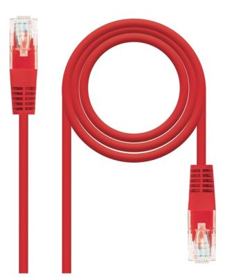Cable UTP Cat5e + Conector RJ45 5 MTS Dblue1
