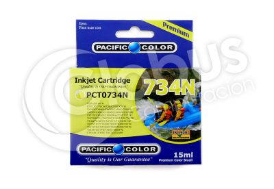 Cartridge 734Nt Amarillo Pc1