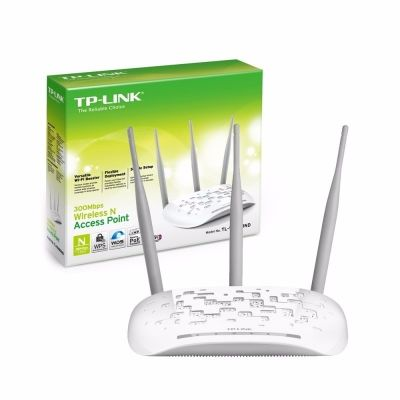 Access Point 300 Mbps Tl Wa901Nd Tplink1