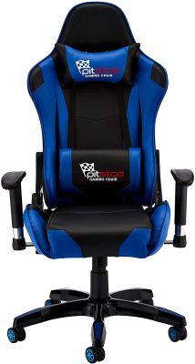 Silla Gamer Dbg265Bl Azul Dblue1
