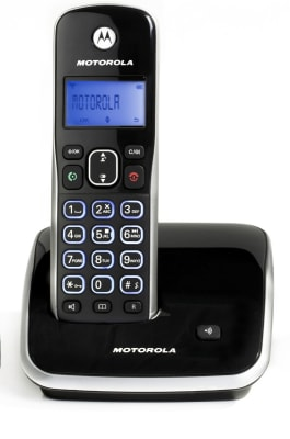 Telefono Inalambrico Auri3500 Negro Motorola1