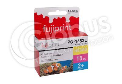 Cartridge 145XL Negro Fujiprint1