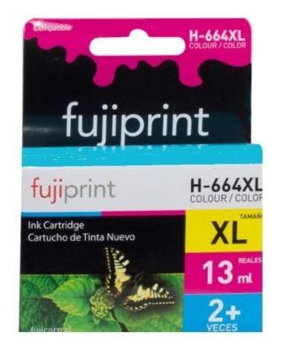 Cartridge Hp 664 Xl Color Fujiprint1