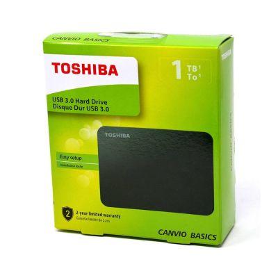 Disco Externo 1 Tb Toshiba 1