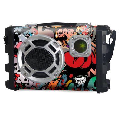 Parlante Karaoke Bt Monster 751BK1