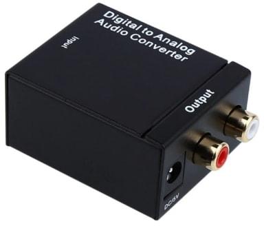 Convertidor de Audio Digital a Análogo 1