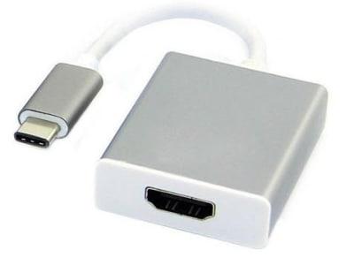 Adaptador Hdmi  a USB Tipo C Para Notebooks1
