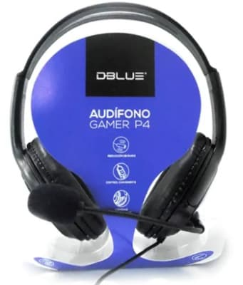Audifono Gamer Jack 3.5 P4 Dblue1