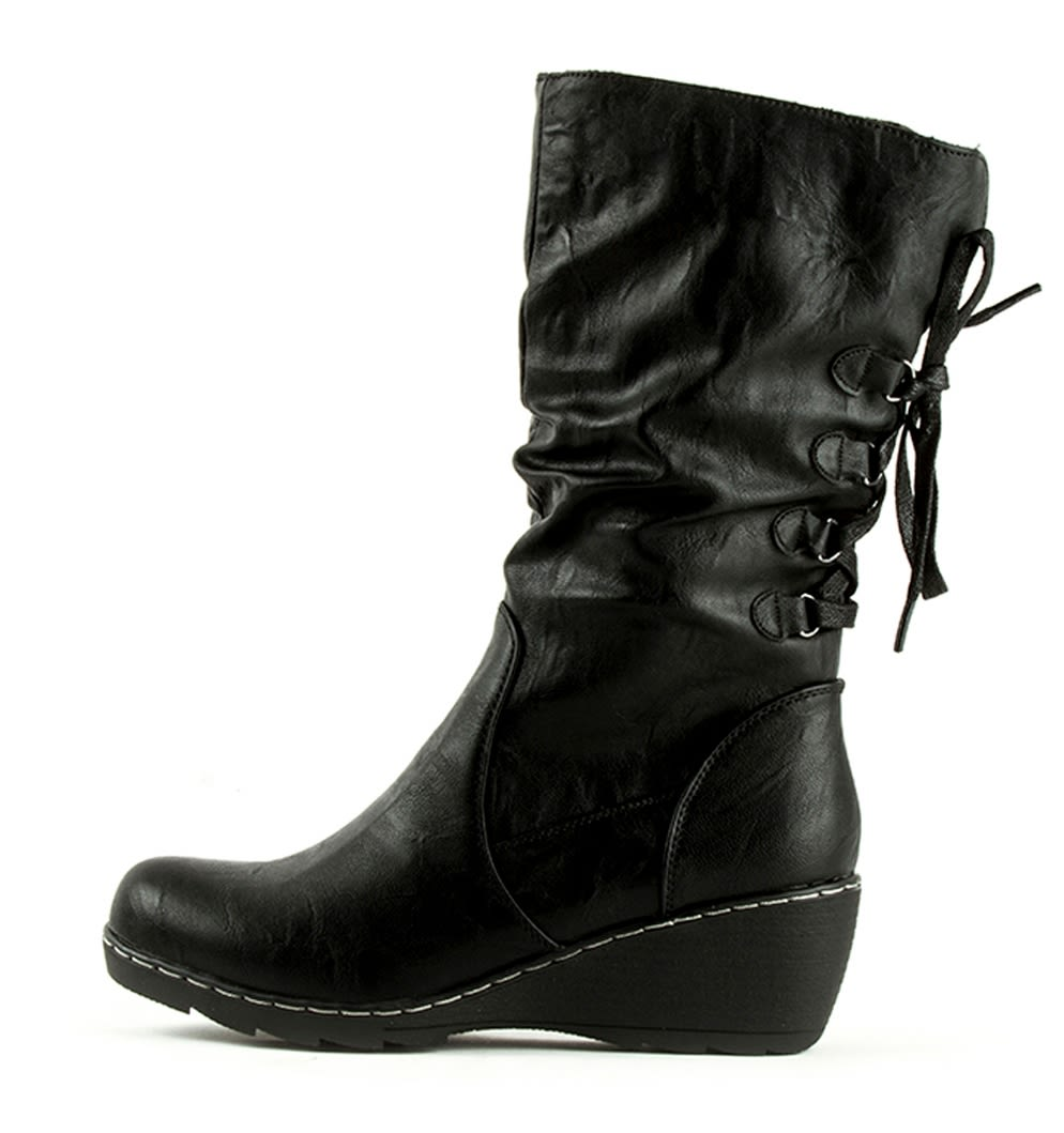 Bota Negra 86A1122