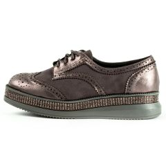 Zapato Gris GD2-665