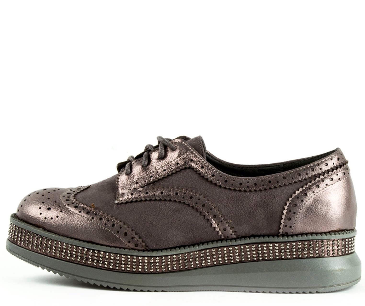 Zapato Gris GD2-665