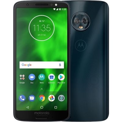 Moto G6 Play Octa Core 32GB 5.7 4G Android Azul Oscuro