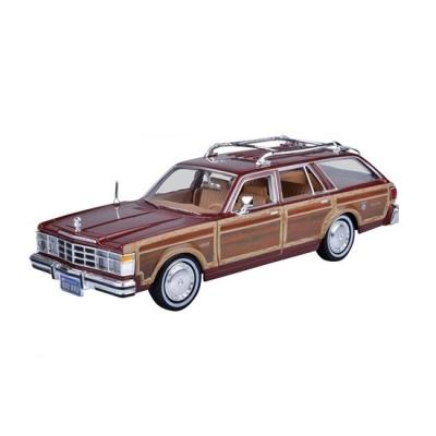 Auto 1:24 1979 Chrysler Lebaron Cafe 73331