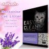 Arena Sanitaria Easy Clean Premium Cat Litter Aroma Lavanda