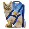 Arnes ajustable para gato de nylon