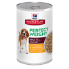Hills Canino Lata Adult Perfect Weight ch& veg 12,8 OZ