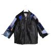 JACKET LEATHER PATCH #8879