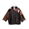 JACKET LEATHER PATCH #8877