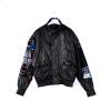 JACKET LEATHER RAP #9036