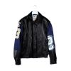 JACKET LEATHER RAP #9037