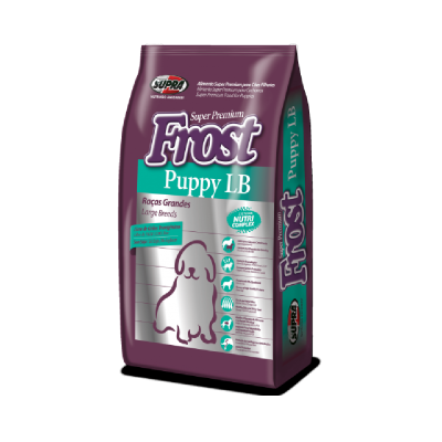 Frost Dog Puppy Large 15 Kg.