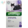 ADVANTAGE PIPETA GATOS 4-8 Kg.