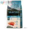 Bravery Adult Salmon 12kg.