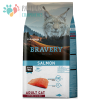 Bravery Cat Sterilized Salmon 2kg.