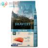 Bravery Dog Salmon Adult Mini 2kg.