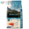 Bravery Dog Salmon Adult Mini 2kg.