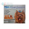 NEXGARD 2-4 Kg | 3 Tabletas