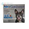 NEXGARD 4-10 Kg | 3 Tabletas