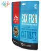 ORIJEN CAT TREATS SIX FISH 35 grs