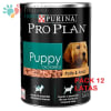 ProPlan Dog Lata Puppy | Pack 12 Un.