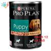 ProPlan Dog Lata Puppy   Pack 12 Un.