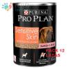 ProPlan Dog Lata Sensitive   Pack 12 Un.