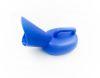 Urinario Femenino azul