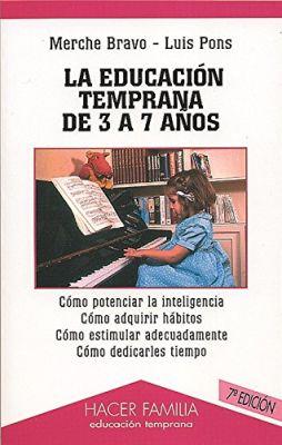 EDUCACION TEMPRANA DE 3 A 7 AÑOS (6 ED)